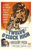Twelve O'Clock High DVD Release Date