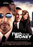 Two for the Money DVD Release Date