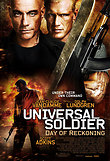 Universal Soldier: Day of Reckoning DVD Release Date