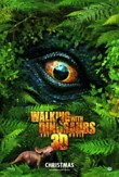 Walking with Dinosaurs 3D DVD Release Date