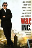 War, Inc. DVD Release Date