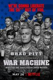 War Machine DVD Release Date